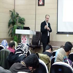 کارگاه پیشرفت شخصی-سعید فتحی